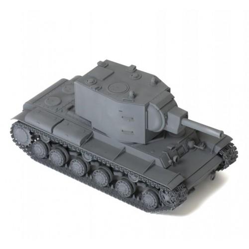 Советский тяжелый танк КВ-2. Сборная модель