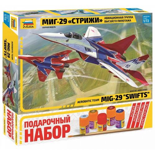 """Самолет """"МиГ-29 Стрижи"""" Сборная модель"""