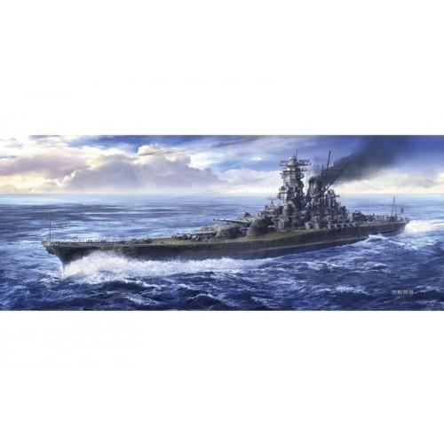 Hasegawa H52134 корабль 1/450 YAMATO 70-ти летие