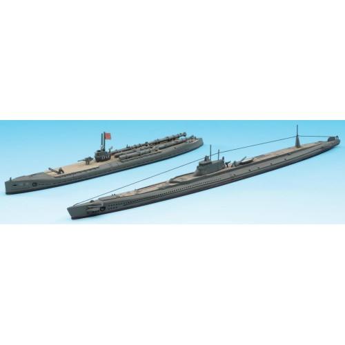 Hasegawa H49432 1:700 Подводная лодка I-370/I-68