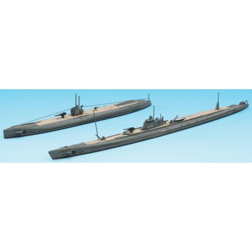 Hasegawa H49433 1:700 Подводная лодка I-361/I-171
