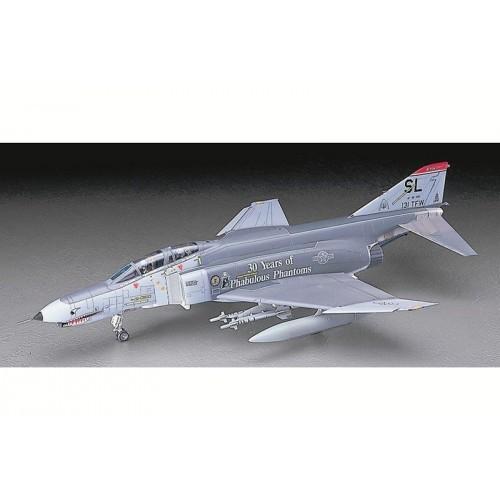 Hasegawa H07208 1:48 самолет F-4Е PHANTOM II PT8