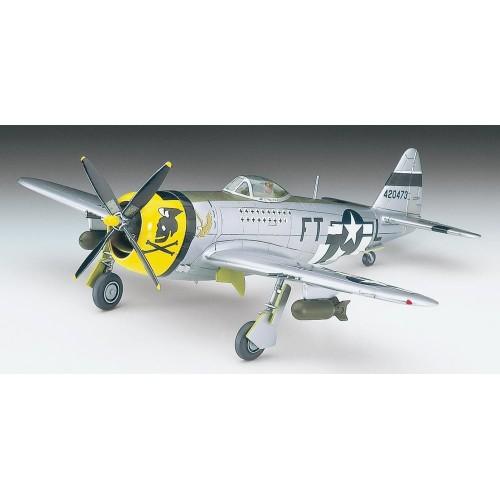 Hasegawa H00138 1:72 самолет P-47D THUNDERBOLT A8