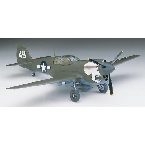 Hasegawa H00139 1:72 самолет P-40N WARHAWK A9