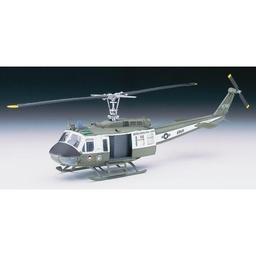 Hasegawa H00141 1:72 вертолет UH-1H IROQUOIS A11