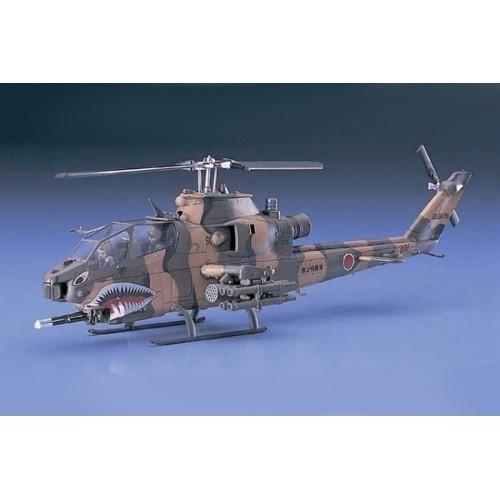 Hasegawa H00534 1:72 вертолет AH-1S COBRA CHOPPER U.S. ARMY E5