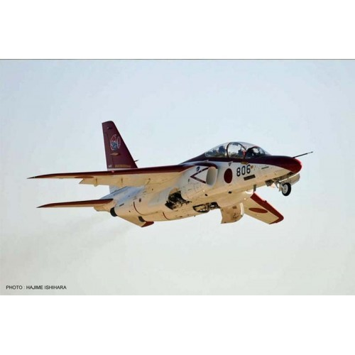 Hasegawa H02142 самолет 1/72 T-4 J.A.S.D.F. 60-ти летие 2 комплекта