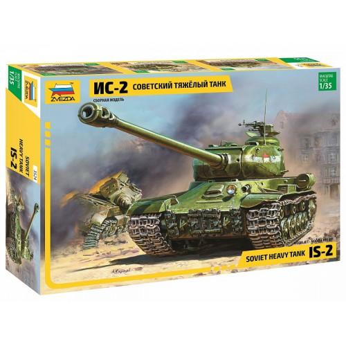 "Советский танк ""Ис-2"""