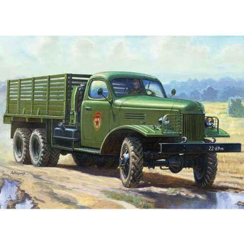 "Грузовик ""ЗиС-151"""