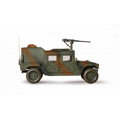 Американский военный автомобиль.
