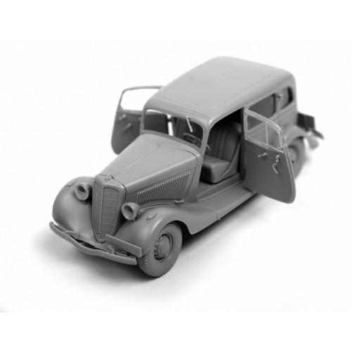 Автомобиль ГАЗ-М1
