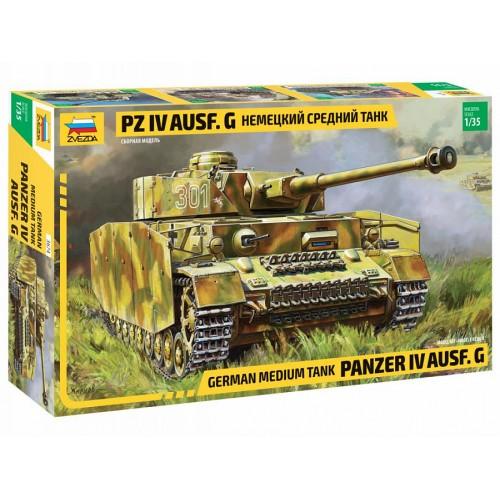 """Немецкий средний танк """"T-IV G"""""""