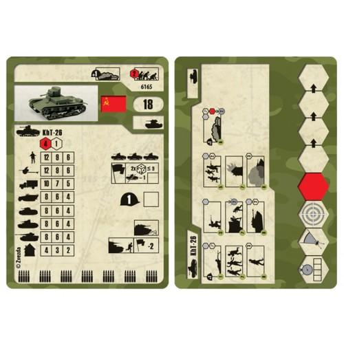 Советский огнеметный танк Т-26