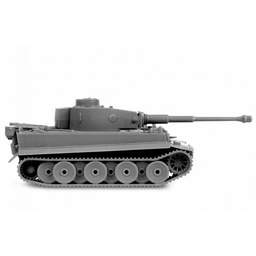 Немецкий танк Т-VI Тигр