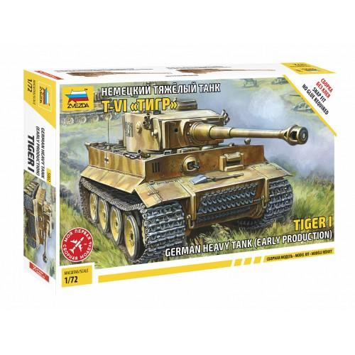 """Немецкий танк Т-VI """"Тигр"""""""
