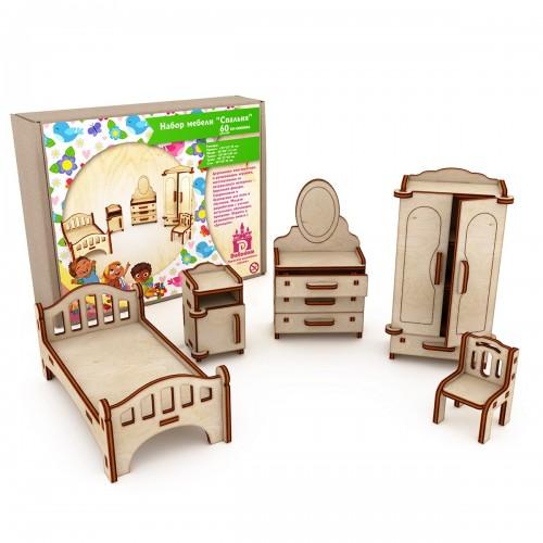 "Набор мебели ""Спальня"" (Коробка, упаковка)"